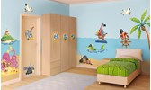 chambre enfant stickers muraux chambre A l abordage